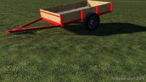 Small Trailer for Farming Simulator 19