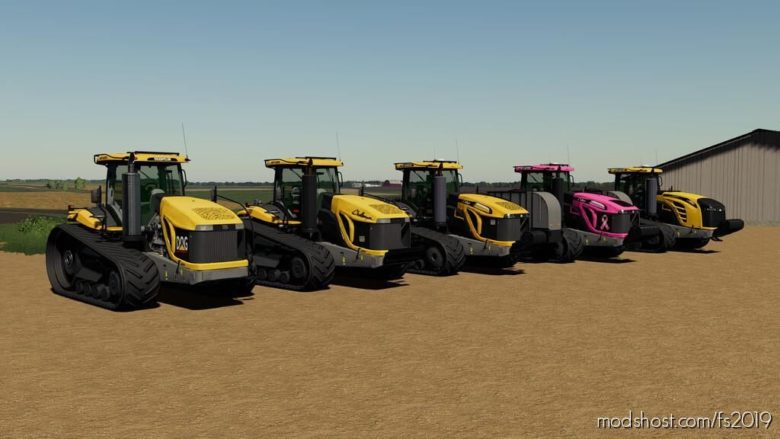 Challenger MT800 Series for Farming Simulator 19