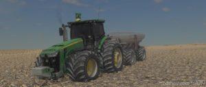 John Deere 8R Br-Version for Farming Simulator 19