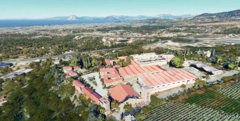 Achaia Clauss Winery (Patra) for Microsoft Flight Simulator 2020