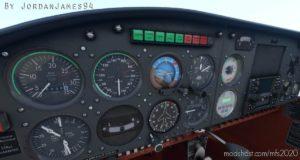 CAP10 ASI Knots Conversion for Microsoft Flight Simulator 2020