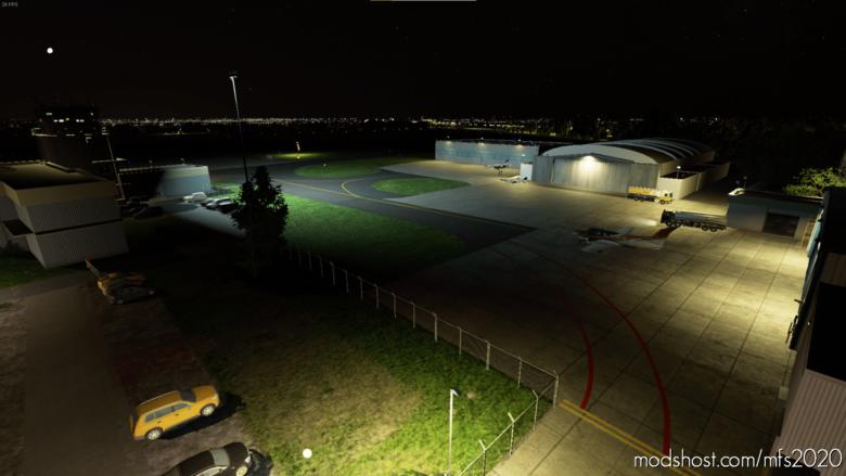 Edhk Kiel-Holtenau for Microsoft Flight Simulator 2020
