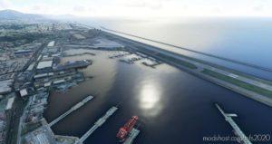 Genova Cristoforo Colombo Airport (Limj) – Italy V0.2 for Microsoft Flight Simulator 2020