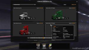625 HP Engine For ALL Trucks For Multiplayer [1.38] for American Truck Simulator