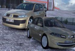 Renault Megane Iiv1R40 [1.38] for Euro Truck Simulator 2