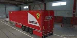 Ferrari Scuderia F1 Paintjob V1.1 – Theulas7 for Euro Truck Simulator 2