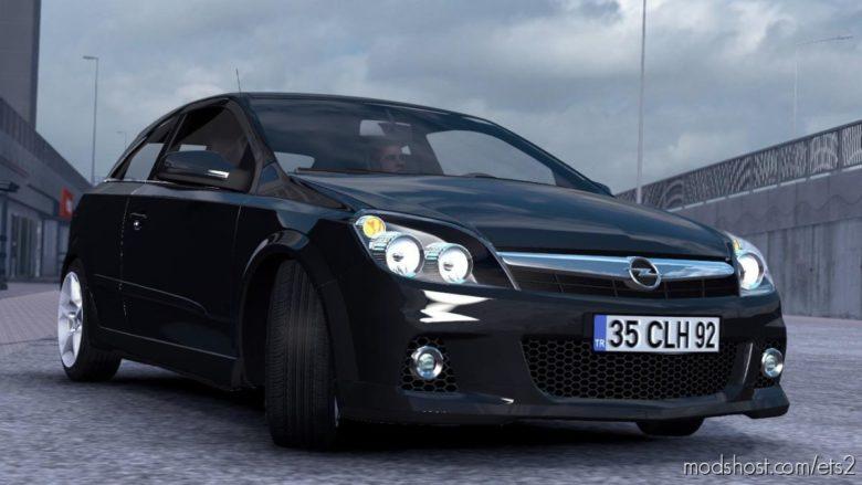 Opel Astra H V1R40 [1.38] for Euro Truck Simulator 2