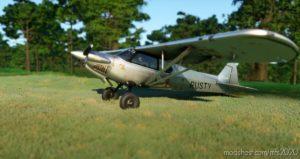 X-Cub Rusty Metal for Microsoft Flight Simulator 2020
