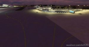 Aeropuerto Internacional DE Carrasco – Sumu – Montevideo, Uruguay for Microsoft Flight Simulator 2020