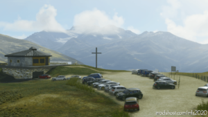 Altiport DE Croix DE Coeur – Lsve for Microsoft Flight Simulator 2020