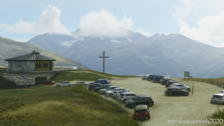 Altiport DE Croix DE Coeur – Lsve for Microsoft Flight Simulator 2020