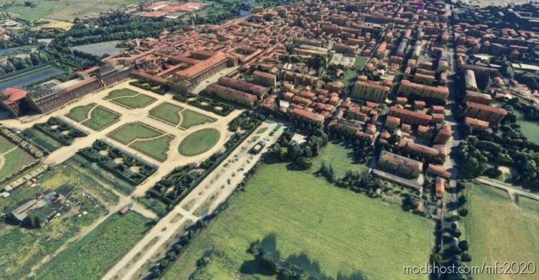 Italia – Venaria Reale (Torino) V1.2 for Microsoft Flight Simulator 2020