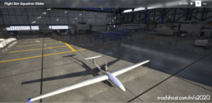 Glider Aircraft for Microsoft Flight Simulator 2020