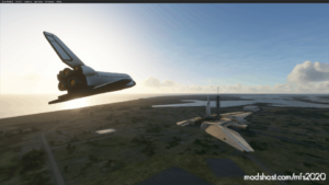 Space Shuttle Aircraft for Microsoft Flight Simulator 2020