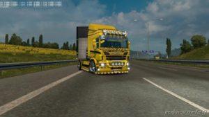 Physics Rework V8.3B for Euro Truck Simulator 2
