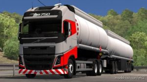 Rpie Volvo FH16 2012 for Euro Truck Simulator 2