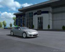 Porsche Panamera V4.0 [1.38] for Euro Truck Simulator 2