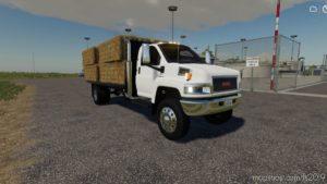 GMC Topkick Flatbed for Farming Simulator 19