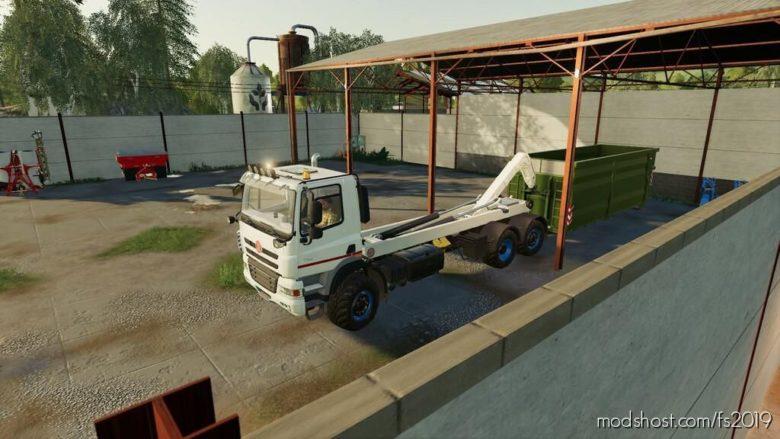 Phoenix Itrunner Edition for Farming Simulator 19