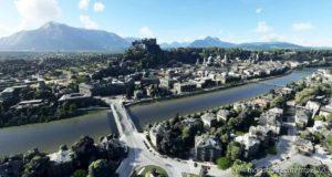 Salzburg, Austria – Photogrammetry V0.1 for Microsoft Flight Simulator 2020
