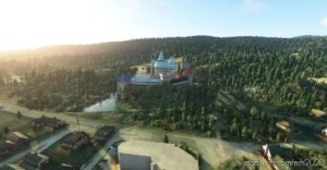 Castles Of Slovakia V0.1 for Microsoft Flight Simulator 2020