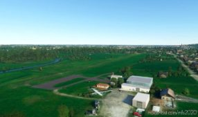 Ebgg Overboelare Airfield V0.5 for Microsoft Flight Simulator 2020