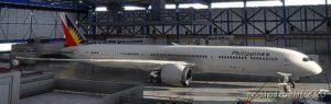 Boeing 787 Philippine Airlines for Microsoft Flight Simulator 2020