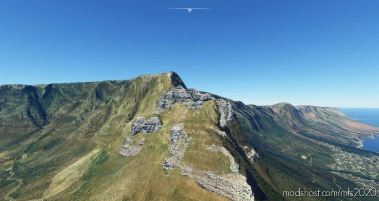 Table Mountain for Microsoft Flight Simulator 2020