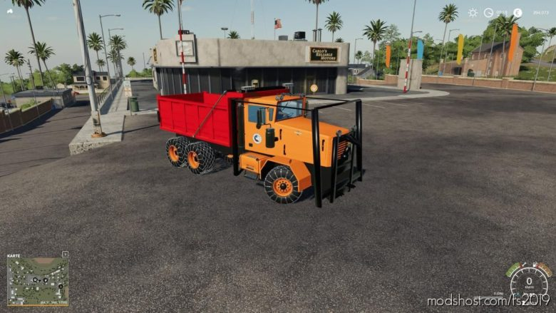 Oshkosh Pack for Farming Simulator 19