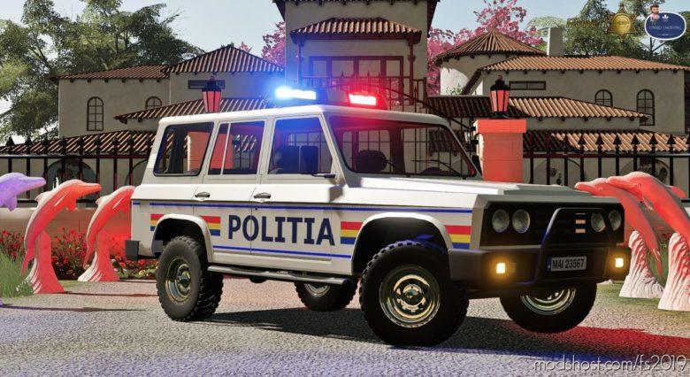 ARO Politia for Farming Simulator 19