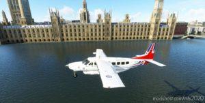 208B Cessna Caravan – Royal AIR Force (RAF) Voyager Vespina for Microsoft Flight Simulator 2020