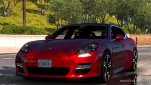 Porsche Panamera V4.0 [1.38] for American Truck Simulator