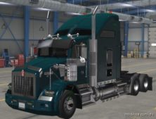 Kenworth T800 Cartruck Truck [1.39] for American Truck Simulator