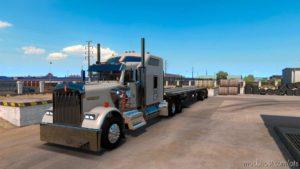 Kenworth W900 Truck Updated [1.38] for American Truck Simulator