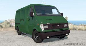 Daewoo Lublin 3 VAN 1999 for BeamNG.drive