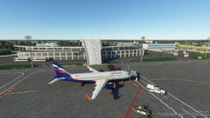 Uuob – Belgorod Airport (Russia) for Microsoft Flight Simulator 2020