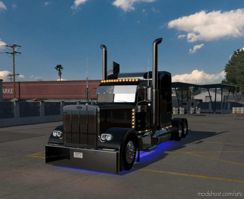 389 Longhood Truck [1.39] for American Truck Simulator