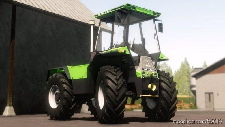 Deutz Intrac for Farming Simulator 19