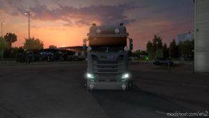 Online [TMP] Scania S 2016 Custom Tuning for Euro Truck Simulator 2