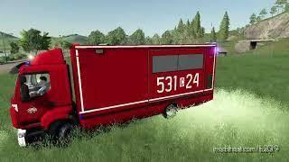 Renault Sdil V2.0 for Farming Simulator 19