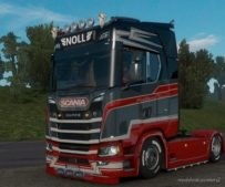 Skin Noll & Fils for Euro Truck Simulator 2
