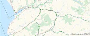Mach Loop, Wales, Snowdonia, UK (Flight Plans) for Microsoft Flight Simulator 2020