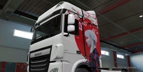 Samurai Paintjob Pack for Euro Truck Simulator 2