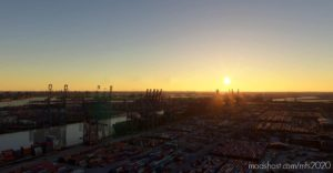 Port Of Hamburg for Microsoft Flight Simulator 2020