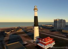 Absecon Lighthouse, Atlantic City, NJ for Microsoft Flight Simulator 2020