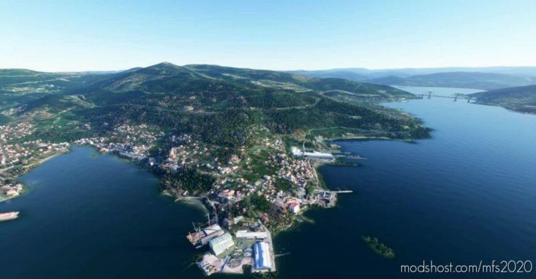 Meira (Moaña),Spain for Microsoft Flight Simulator 2020