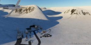 Casey Station Skiway (Ycsk) for Microsoft Flight Simulator 2020