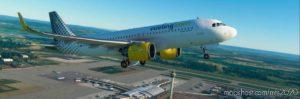 Vueling Ec-Nax for Microsoft Flight Simulator 2020