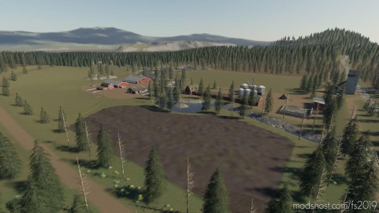 Yukon River Valley for Farming Simulator 19