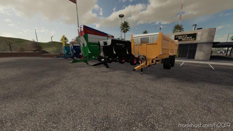 Rolland Line for Farming Simulator 19